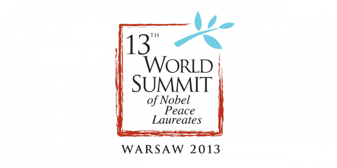 13 Światowy Szczyt Laureatów Pokojowej Nagrody Nobla