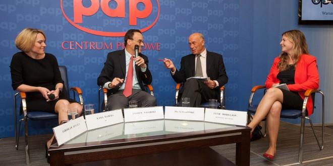 """Debata """"Wolność słowa i bezpieczeństwo dziennikarzy"""""""
