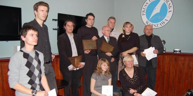 Nagrody dziennikarskie PL-CZ Local Press Awards 2011 rozdane!