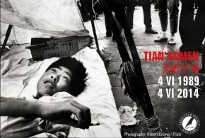 25 rocznica masakry na Placu Tian'anmen