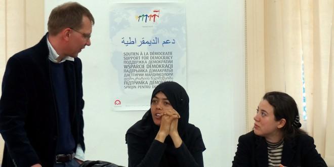Fundusz obywatelski w Kairouan