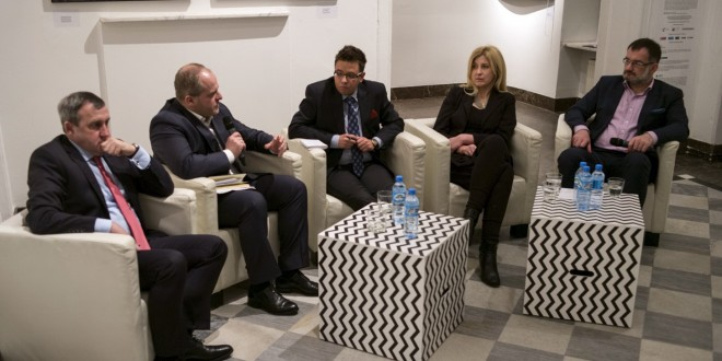 """Debata """"Pamięć. Pojednanie. Przyszłość."""" na temat stosunków polsko-ukraińskich"""