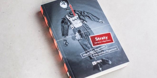 """Premiera książki """"Straty. Żołnierze z Afganistanu"""" Magdaleny i Maksymiliana Rigamonti"""