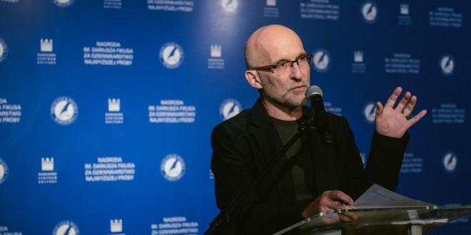Jury wyłoniło laureata Nagrody Fikusa 2016