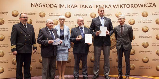 Wręczono Nagrody im. Kapitana Leszka Wiktorowicza 2017
