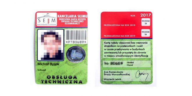 List do Marszałków Sejmu i Senatu w sprawie uznawania fotoreporterów za dziennikarzy