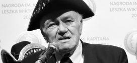 Zmarł kapitan Andrzej Drapella, laureat 3 edycji Nagrody Wiktorowicza