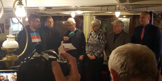 Piotr Kulczycki laureatem Nagrody im. kpt. Leszka Wiktorowicza 2018
