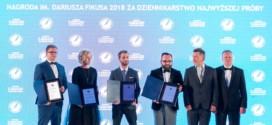 Andrzej Gajcy i Janusz Schwertner laureatami Nagrody im. Dariusza Fikusa za dziennikarstwo najwyższej próby 2018