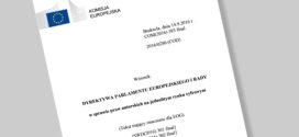 Dyskusja na temat nowej dyrektywy UE o prawie autorskim
