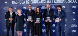 Michał Szafrański laureatem Nagrody Dziennikarstwa Ekonomicznego Press Club Polska 2019