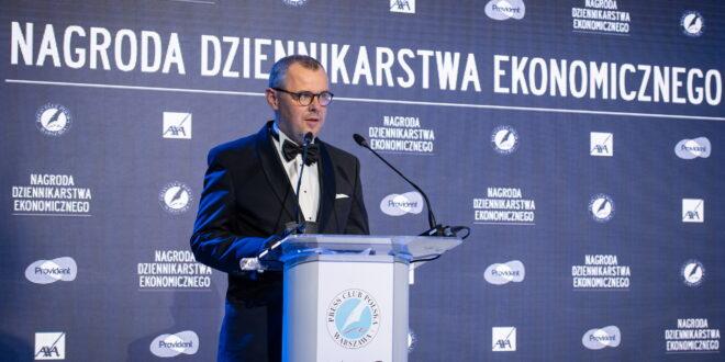 Wyłoniono laureata Nagrody Dziennikarstwa Ekonomicznego Press Club Polska 2021
