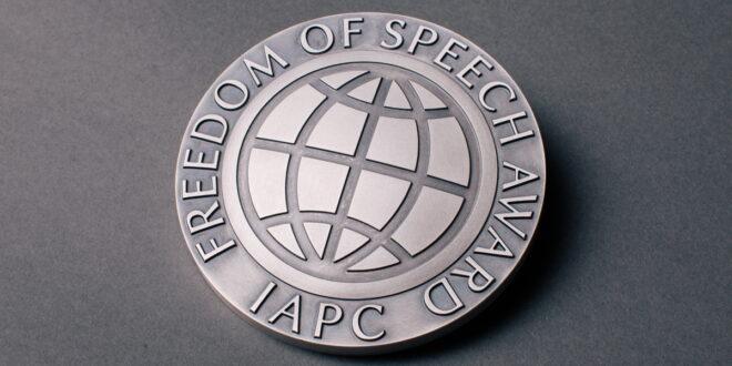 Nagroda Wolności Słowa 2021 dla Julii Słuckiej, założycielki Press Club Belarus więzionej przez reżim Łukaszenki